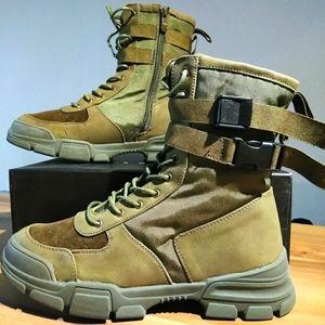 🆕 Fashion Nova Combat Boots